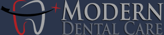 Modern Dental Care Logo
